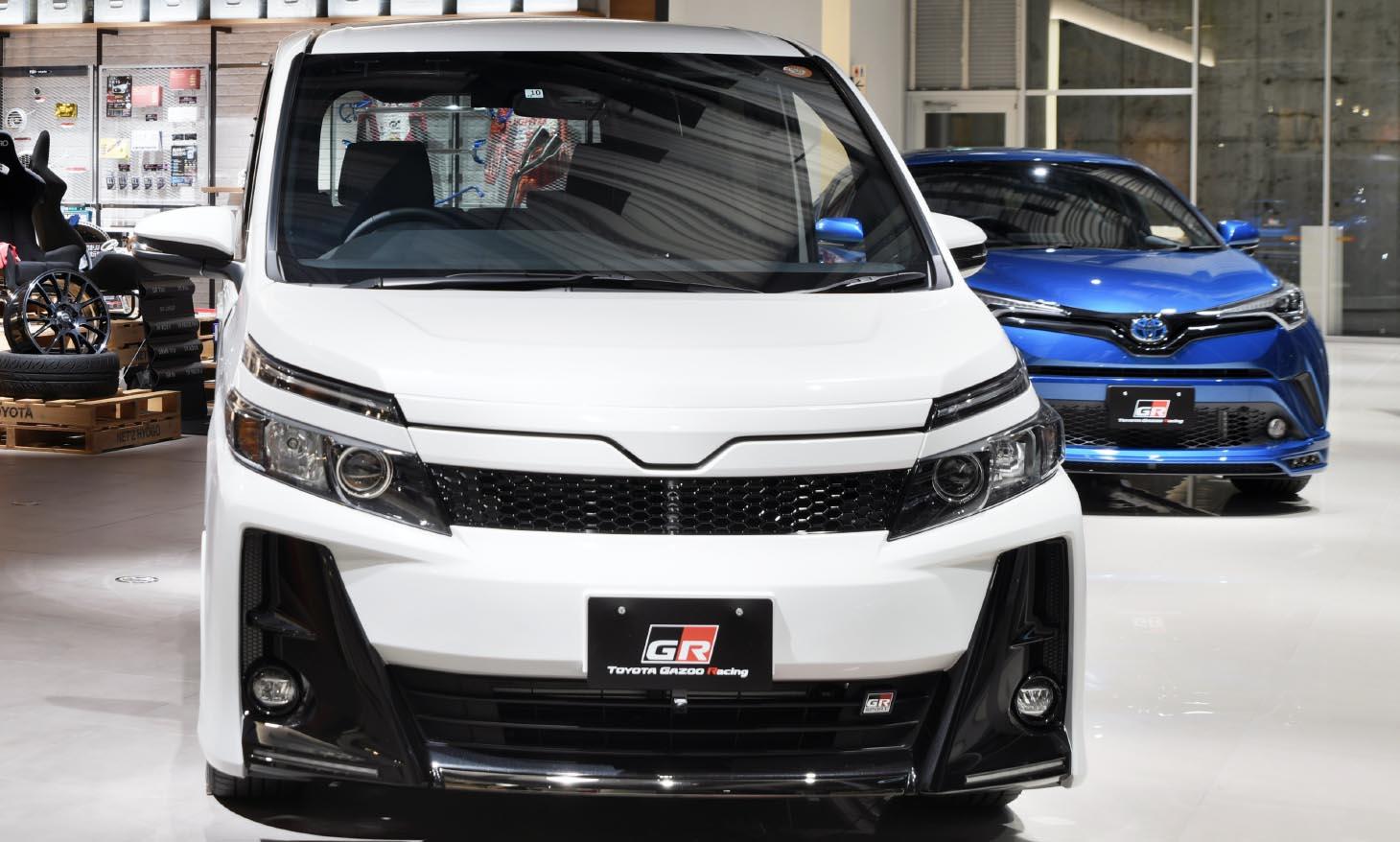 GR車展示・販売